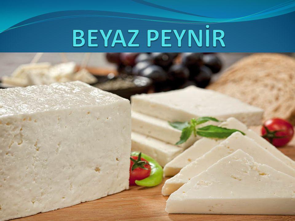 Geleneksel Yöntem Ülkemiz yerel peynir çeşitleri arasında gerek üretim gerekse tüketim bakımından ilk sırada yer alan peynir çeşidi beyaz peynirdir.