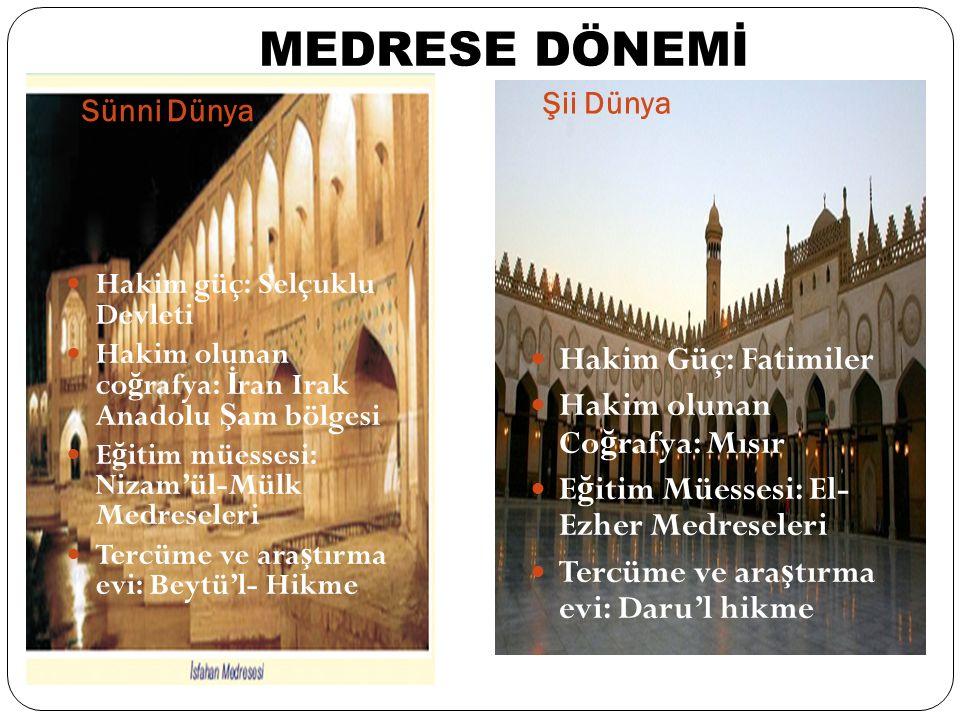 OSMANLI DÖNEMİ Osmanlı bir cami medeniyetidir.