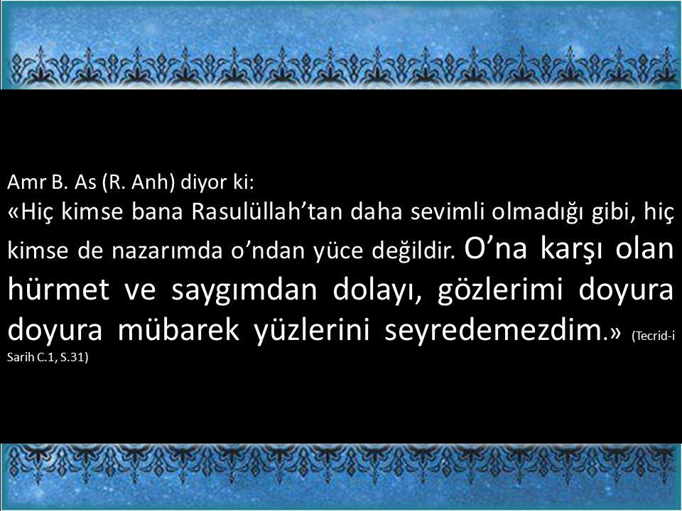 Amr B. As (R.