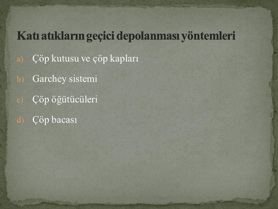 ENTEGRE ATIK AKIŞ DİYAGRAMI