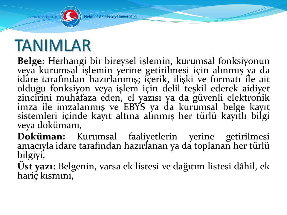 Metin Belge, Türk Dil Kurumu tarafından hazırlanan Yazım Kılavuzu ve Türkçe Sözlük esas alınarak dil bilgisi kurallarına göre anlamlı ve özlü olarak yazılır.