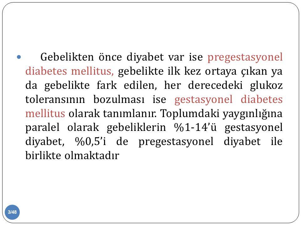 Ketoasidozis, insulin yetmezliği sonucu ortaya çıkmaktadır.