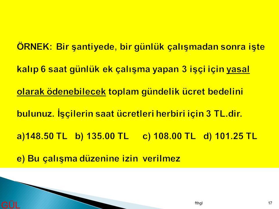 fthgl17 GÜL