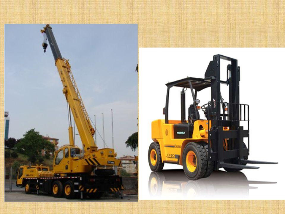 İŞ MAKİNELERİ Sıkıştırma Makineleri: Değişik cinslerde (toprak, asfalt vb.