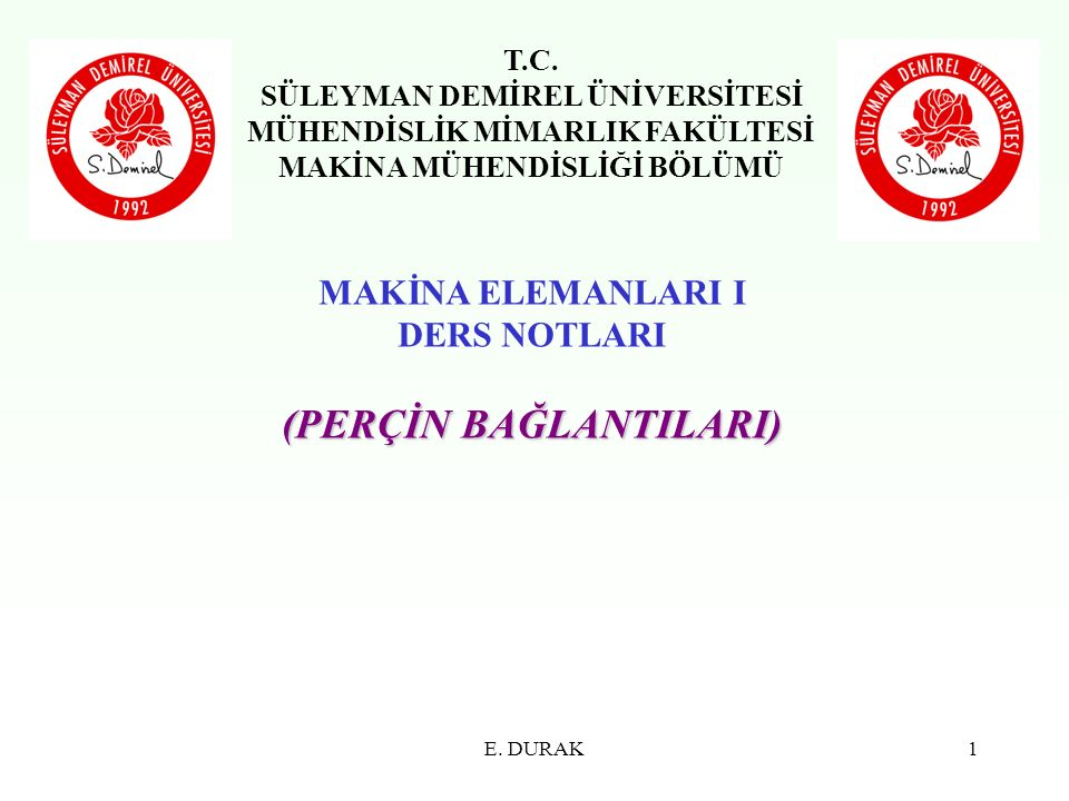 E. DURAK2