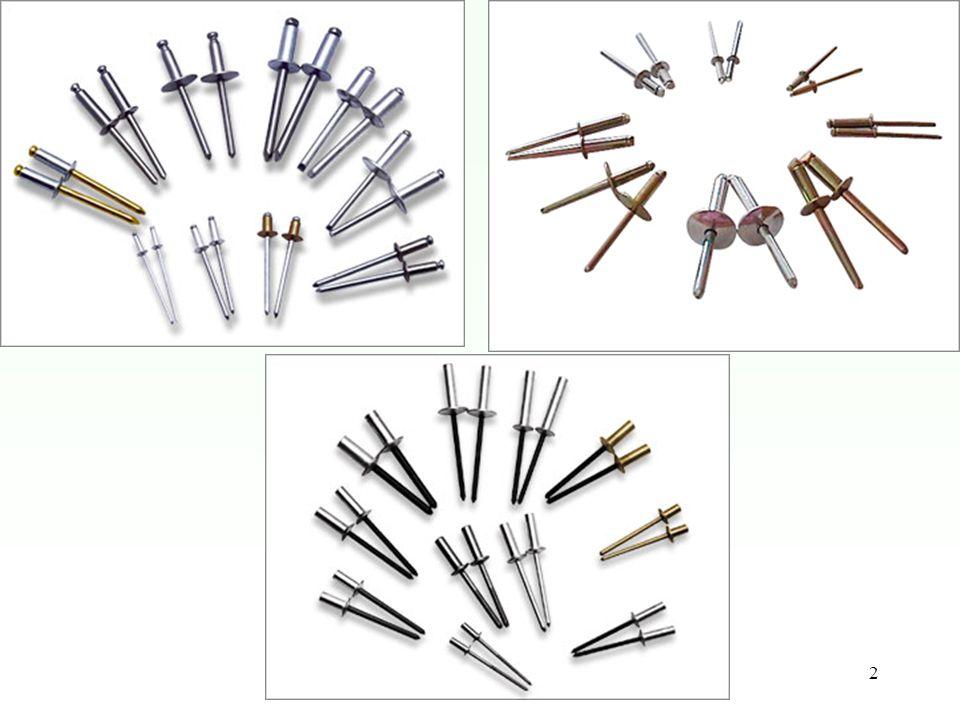 E.DURAK13 Bağlanacak malzemelerin perçin deliği perçin başına uygun seçilmelidir.