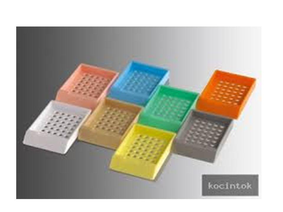 DOKU TAKİP CİHAZI (Açık Sistem) Açık sistem doku takip cihazının özelliği Doku takip kasetleri sabit, solüsyonlar hareketlidir.(12 ayrı solüsyon kabı vardır) Kullanım Alanları: Doku takip aşamasında kullanılır.Doku takibi sonrası dokular otoliz ve bakteri etkisinden kurtulmuş olur.
