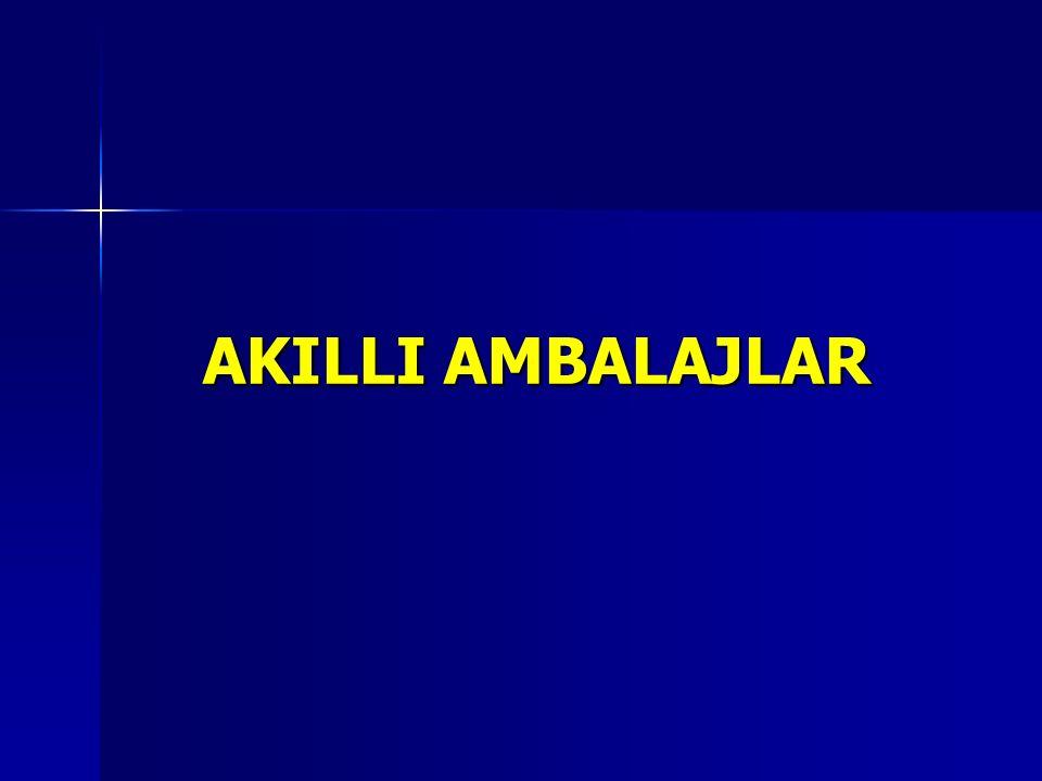 AKILLI AMBALAJLAR
