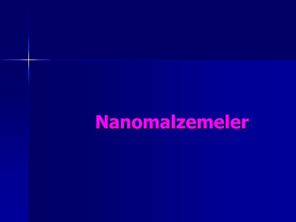 Nanomalzemeler