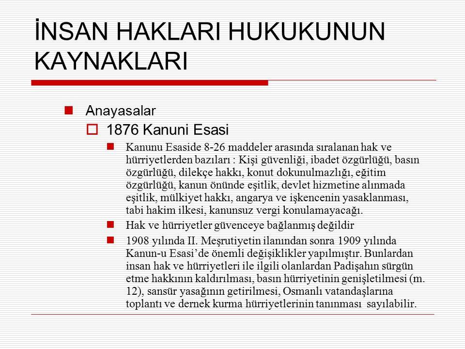 Göçmen İşçi ve Aile Üyelerinin Hakları  Tüm Göçmen İşçilerin ve Ailelerinin Haklarının Korunması Uluslararası Sözleşmesi BM Genel Kurulun 18 Aralık 1990 tarih ve 45/158 sayılı kararıyla benimsenmiş, 1 Temmuz 2003 yılında yürürlüğe girmiştir Türkiye Sözleşmeyi 13 Ocak 1999 tarihinde imzalamış ve 27 Eylül 2004 tarihinde ise onaylamıştır Sözleşme, hiç bir ayrım gözetmeksizin göçmen işçilere ve aile üyelerine uygulanmakta, buna karşılık, uluslararası teşkilatlarda, ulusal hükümetlerde çalışanlara, mültecilere, vatansız işçilere, öğrencilere, gemicilere uygulanmamaktadır.