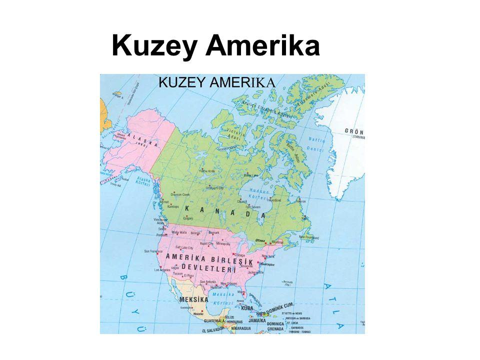 Kuzey Amerika