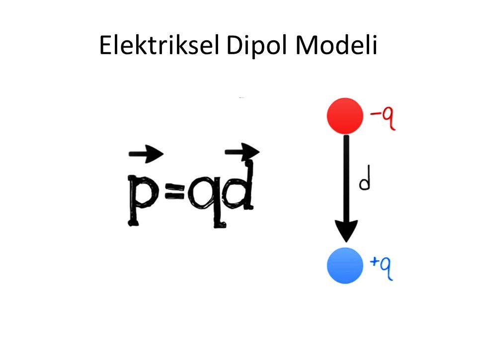 Elektriksel Dipol Modeli
