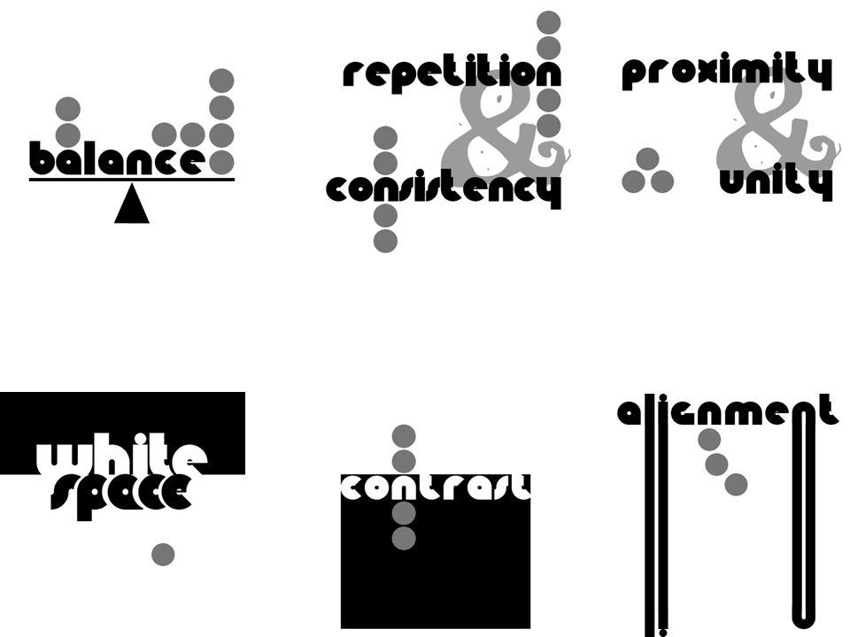 4-Bütünlük (unity) Tasarım ilkelerinden belki de en çok dikkat edilmesi gerekeni bütünlüktür.