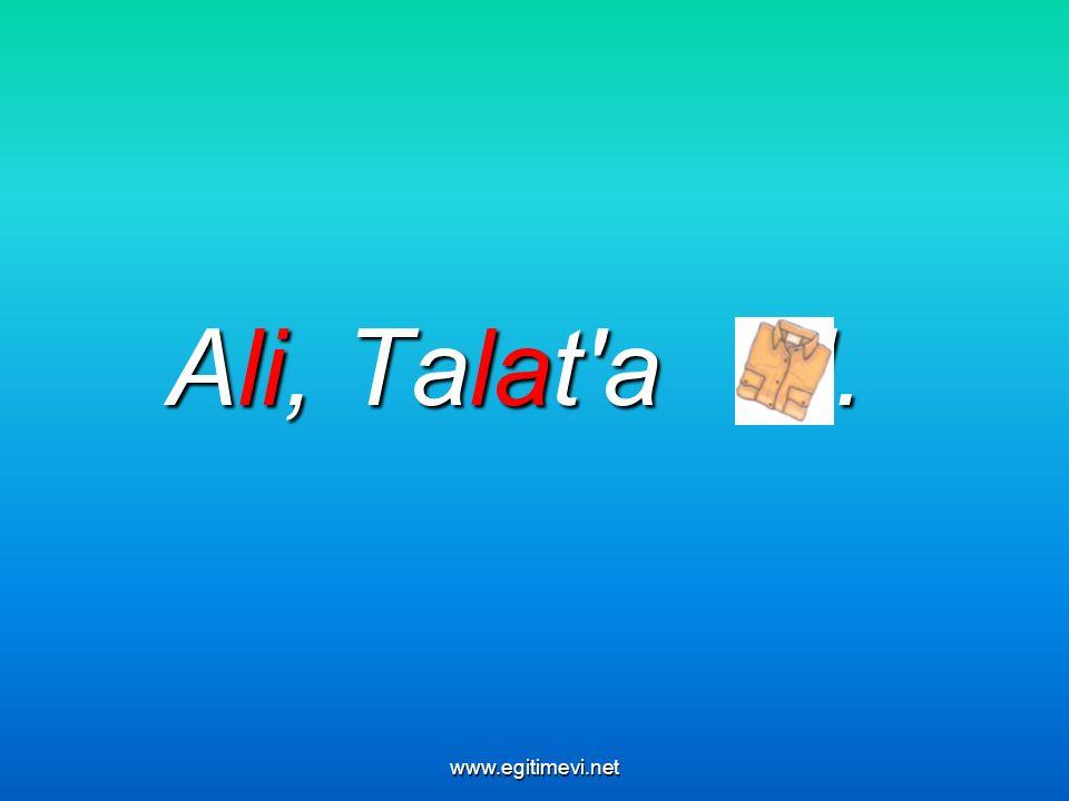 Ali, Talat a al. www.egitimevi.net