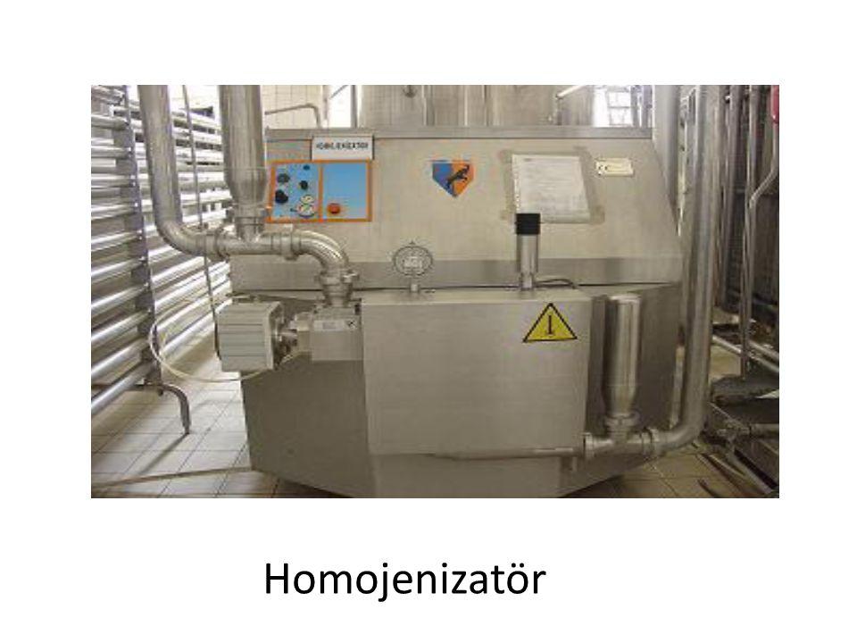 Homojenizatör