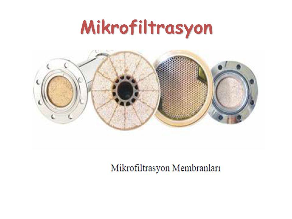 Mikrofiltrasyon