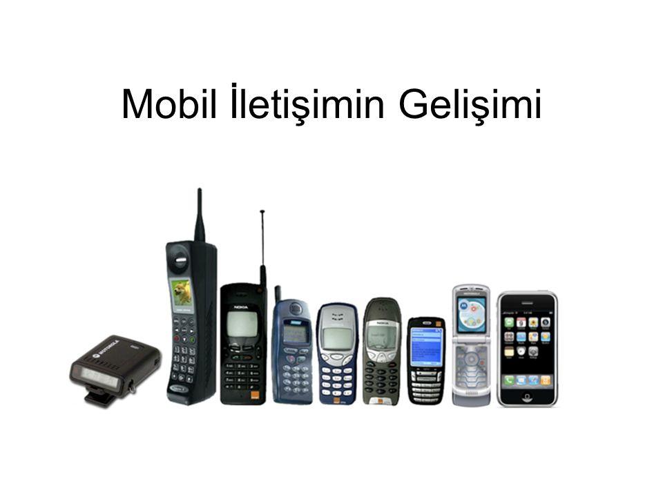 Mobil İletişimin Gelişimi
