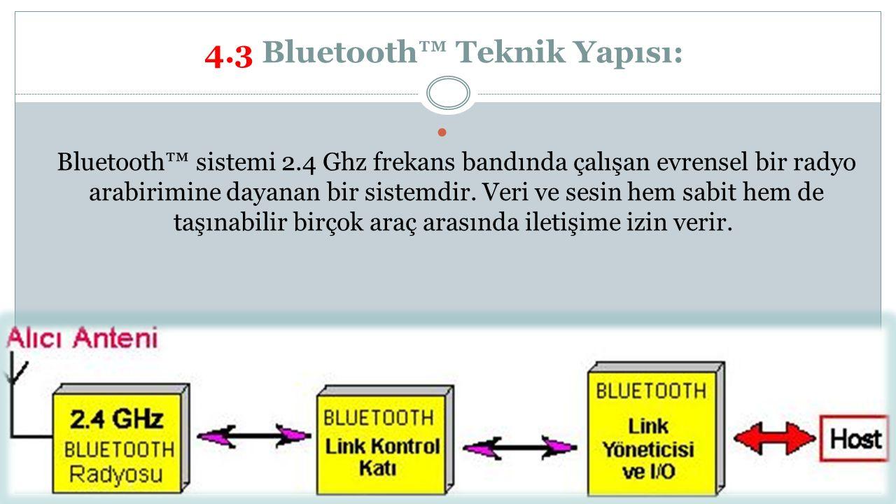 Yapılan çalışmaların neticesinde 1999 Temmuz ayında ilk Bluetooth özelleştirmesi çıkarıldı.