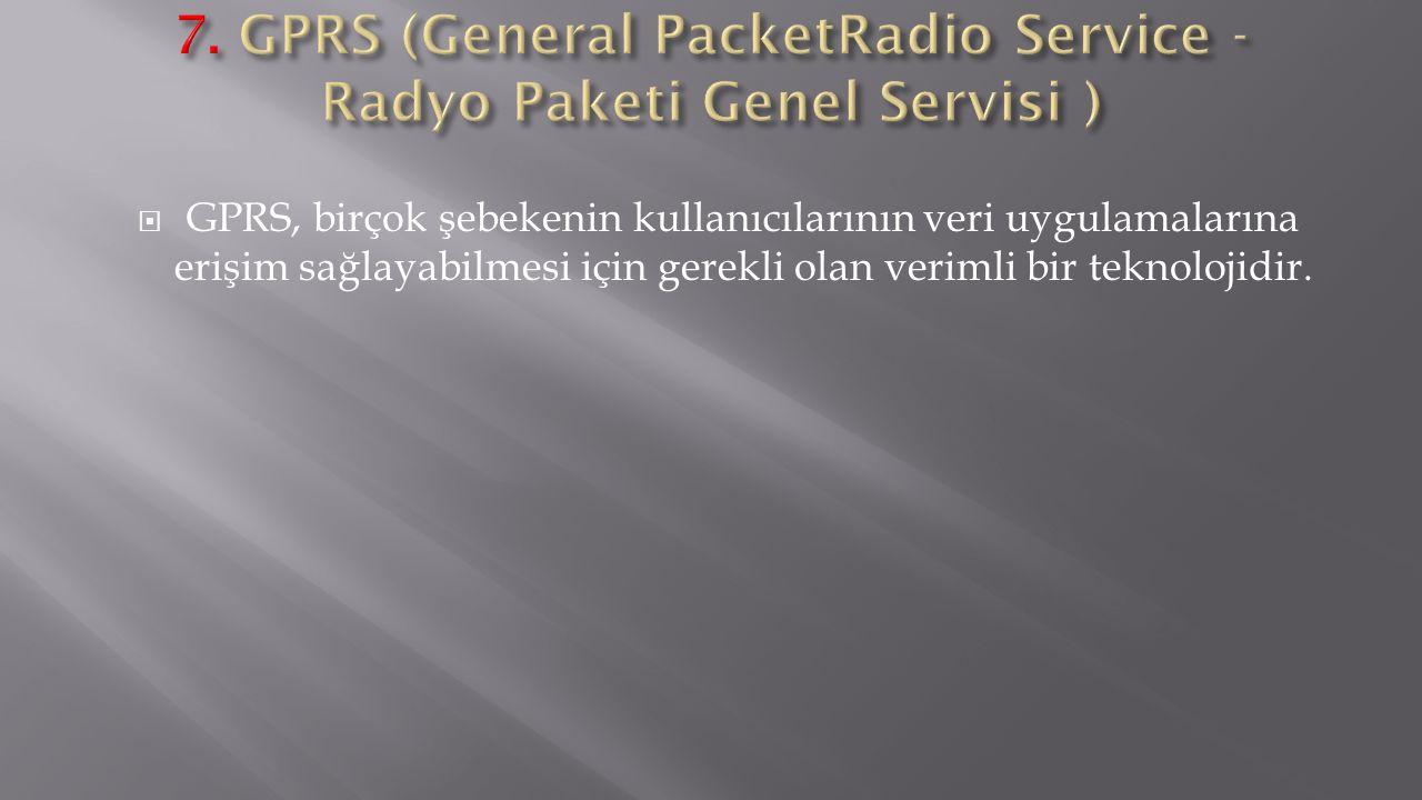 Bu sayede bir Piconet te yer alan uydu sayısı 7 den 255 e çıkartılırken iletişimin verimliliği de korunmuş olur.