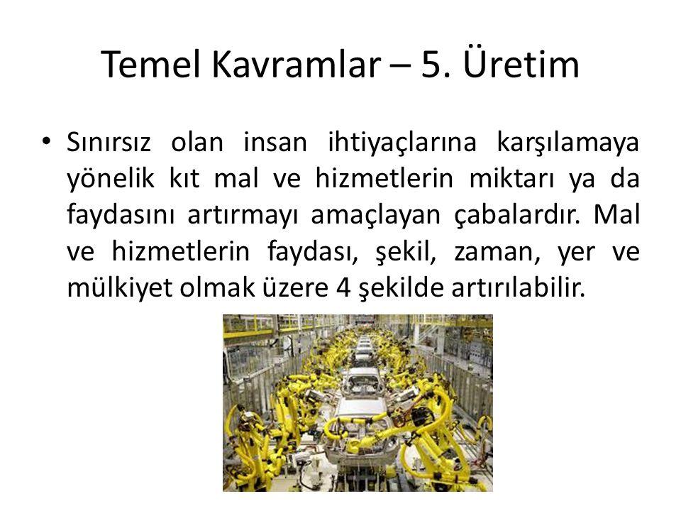 Temel Kavramlar – 5.