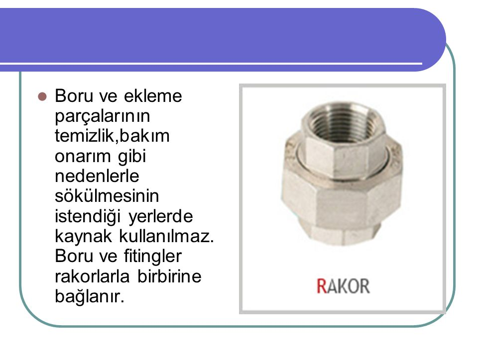 MİKROSİVİÇ Pnömatik ventil sisteminde yer alır.