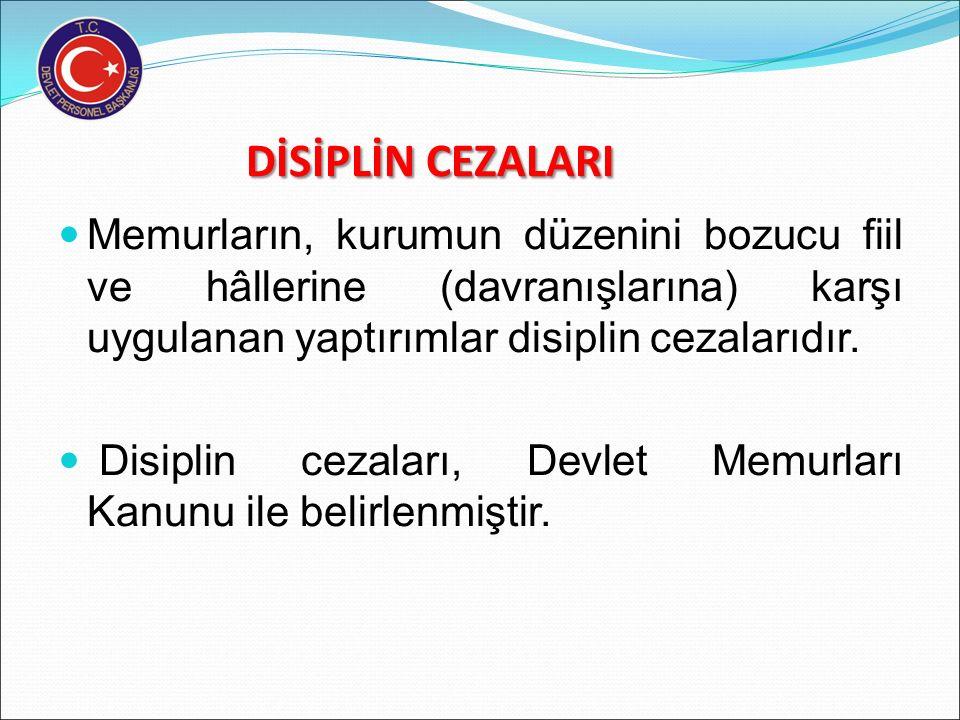 DİSİPLİN Nurullah DAVUTOĞULLARI METEOROLOJİ GN.MD. AFYON Kasım 2015