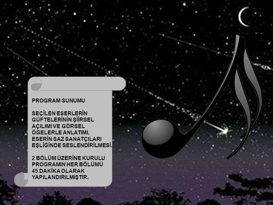 PROGRAM YAPIM 3 EVENT PRODUCTION www.3eventproduction.org info@3eventproduction.org 0 212 252 75 05 0 532 392 92 56