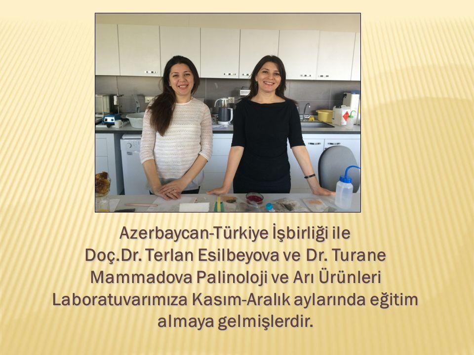 Azerbaycan-Türkiye İşbirliği ile Doç.Dr.Terlan Esilbeyova ve Dr.