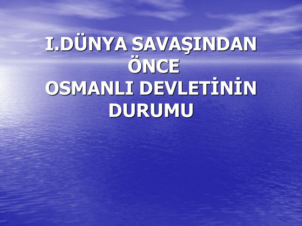 Anlaşmanın Önemi; Bu antlaşma ile Osmanlı Devleti yok sayılmıştır.