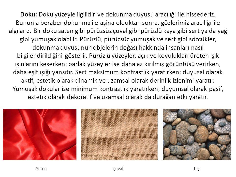 Kaynakça GÜNGÖR, İ.H.(1972), Temel Tasar (Basic Design) , (1), İstanbul.