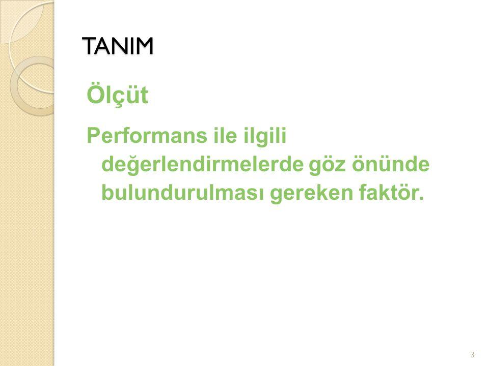 Kilit Performans Göstergeleri 6.