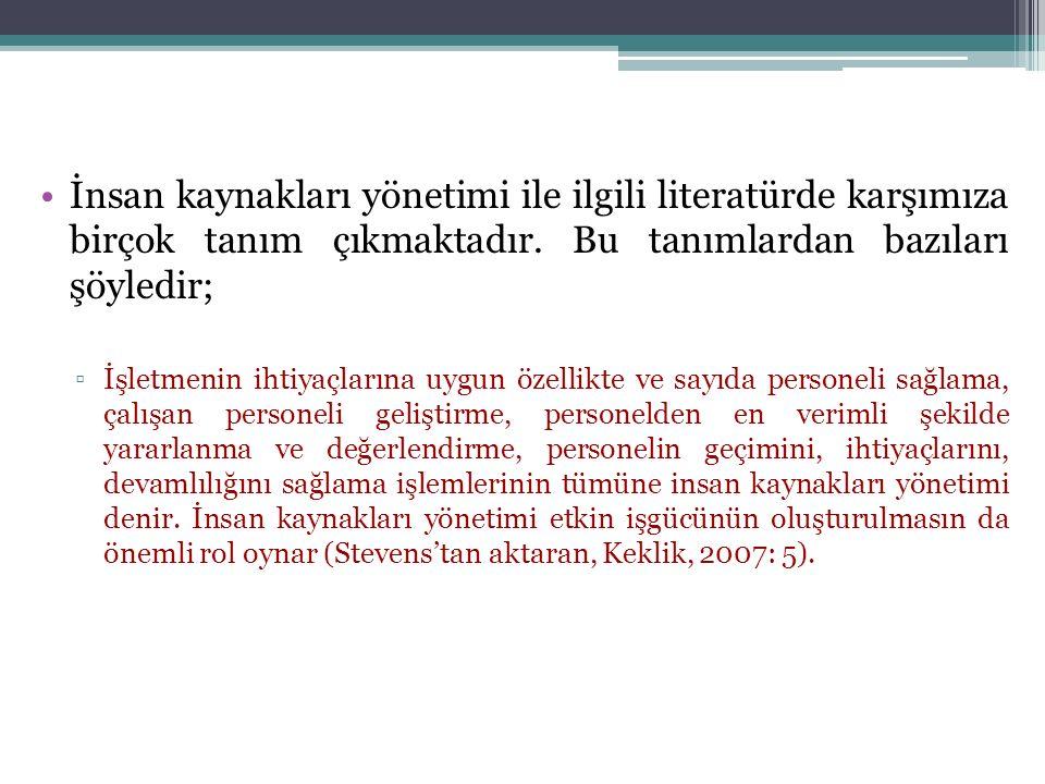 2003 yılında yeni İş Kanunu 4857 sayılı yasayla kabul edilerek Türk İş Hukuk'unda büyük ölçüde değişikliğe gidilmiştir.