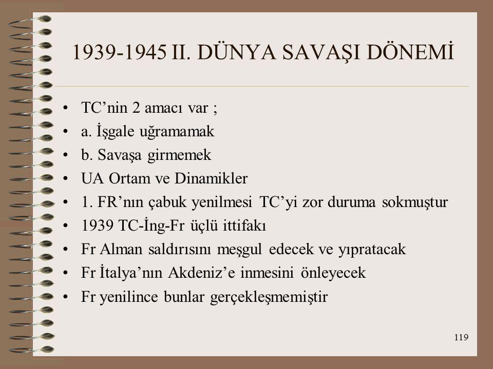 120 1939-1945 II.