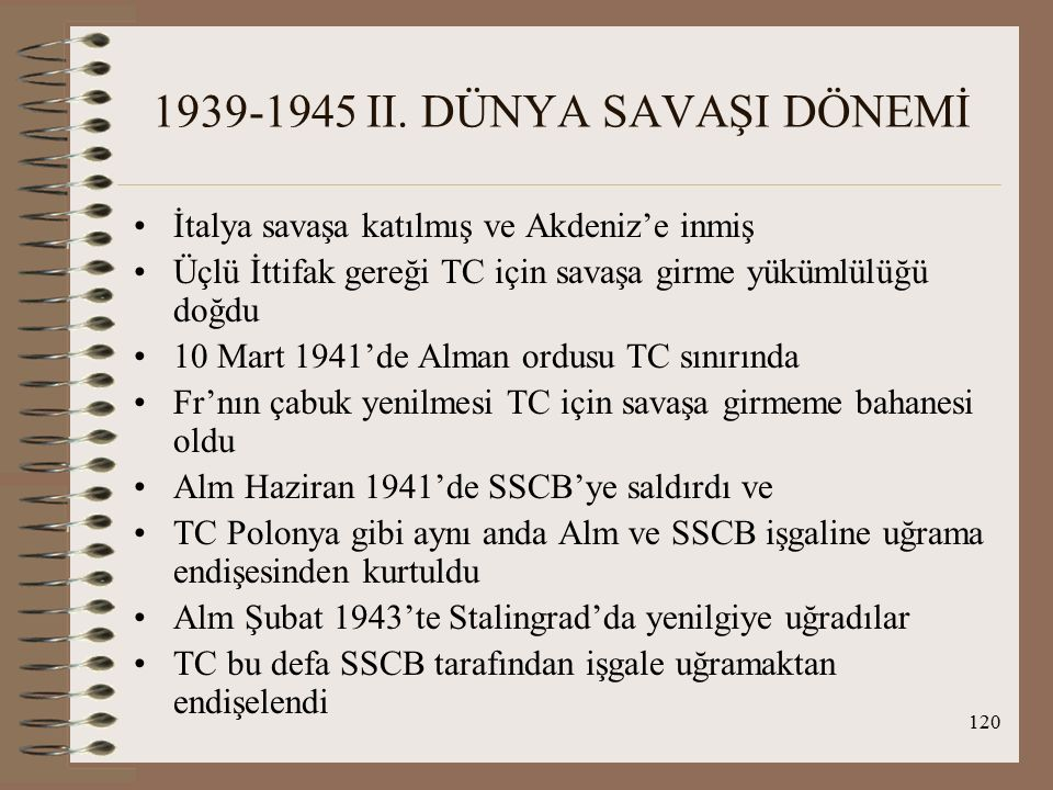 121 1939-1945 II.