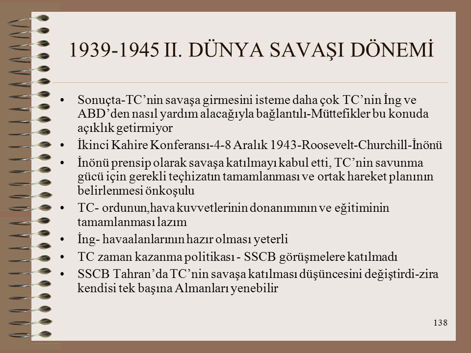 139 1939-1945 II.