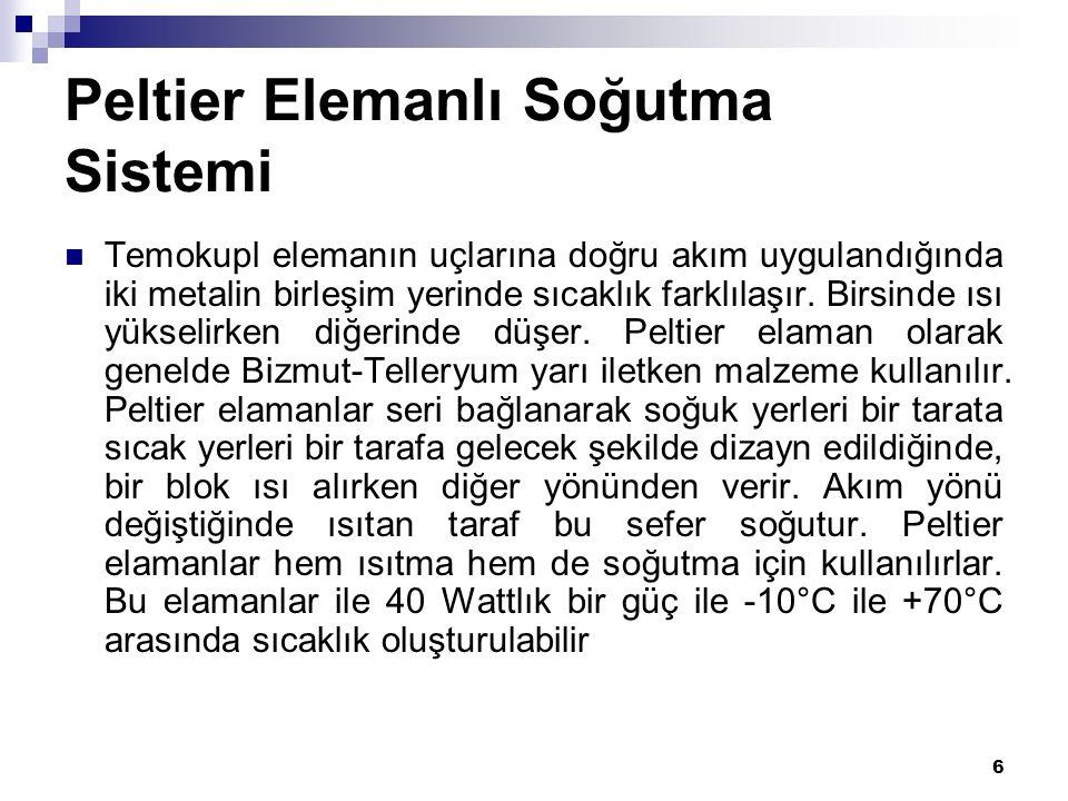 37 NT540 soğutma devresi