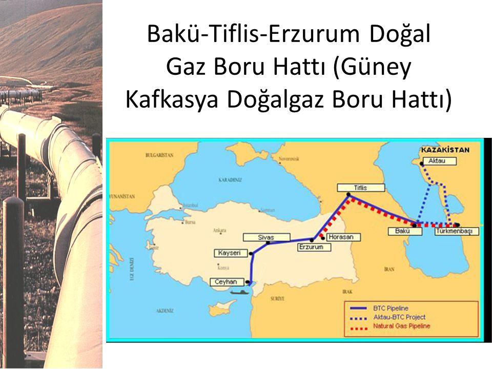 Bakü-Tiflis-Erzurum Doğal Gaz Boru Hattı (Güney Kafkasya Doğalgaz Boru Hattı)