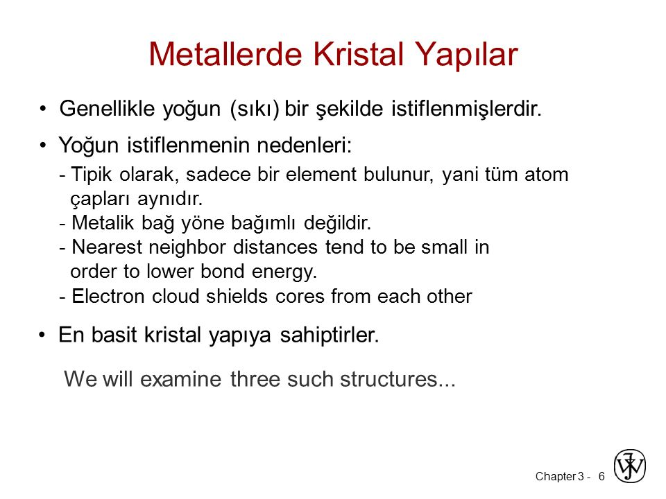 Chapter 3 -17 Densities of Material Classes  metals >  ceramics >  polymers Why.