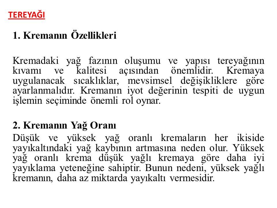 TEREYAĞI 3.