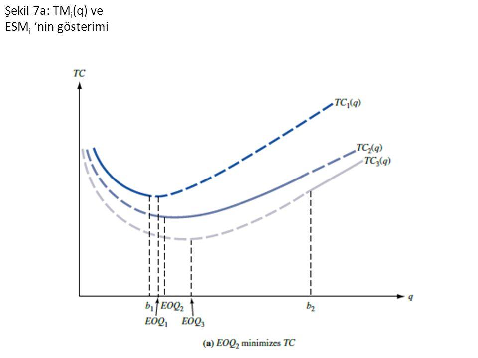 Şekil 7a: TM i (q) ve ESM i 'nin gösterimi