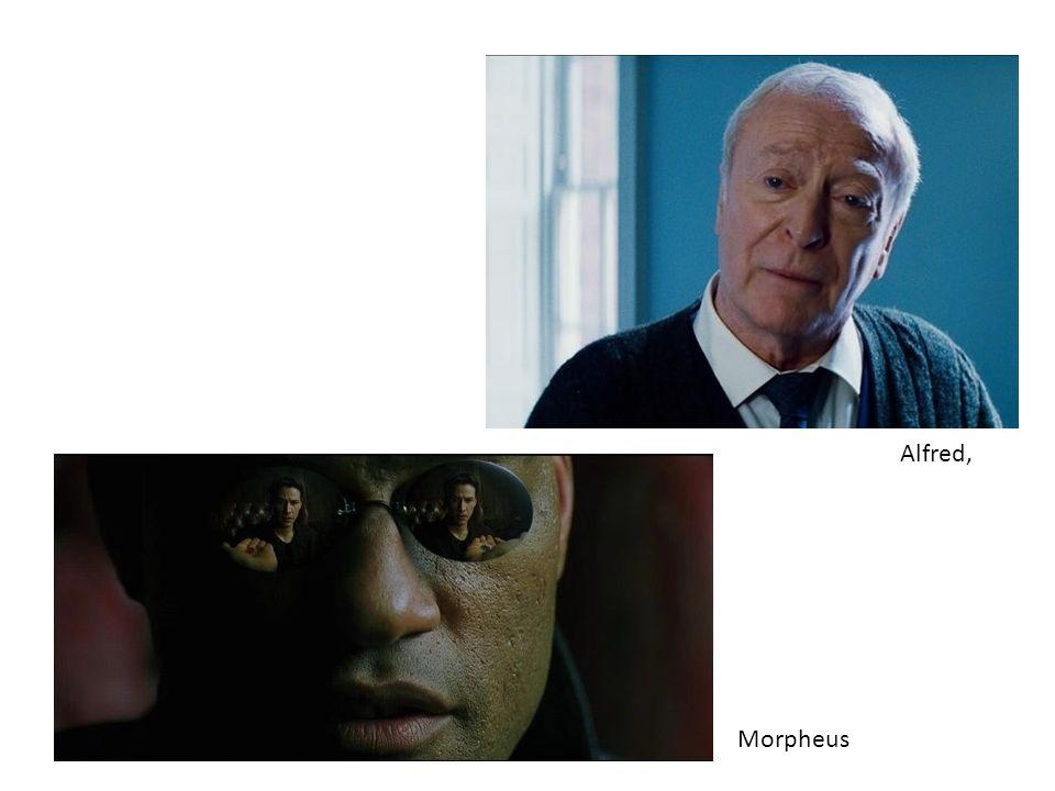 Alfred, Morpheus
