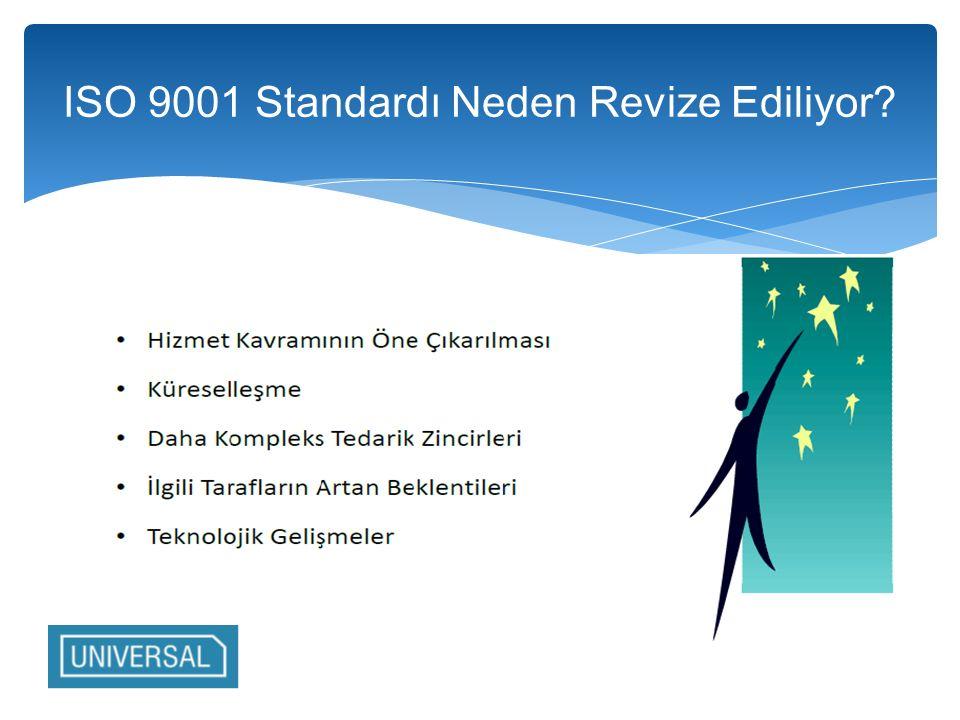 Iso 9001 Süreç Bazlı Kalite Yönetim Sistemi