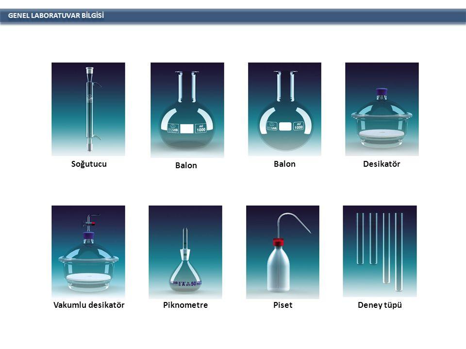 GENEL LABORATUVAR BİLGİSİ PipetBaget Saat camıTahta tüp maşası Petri kutusuHavanKroze