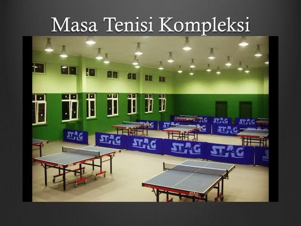 Masa Tenisi Kompleksi