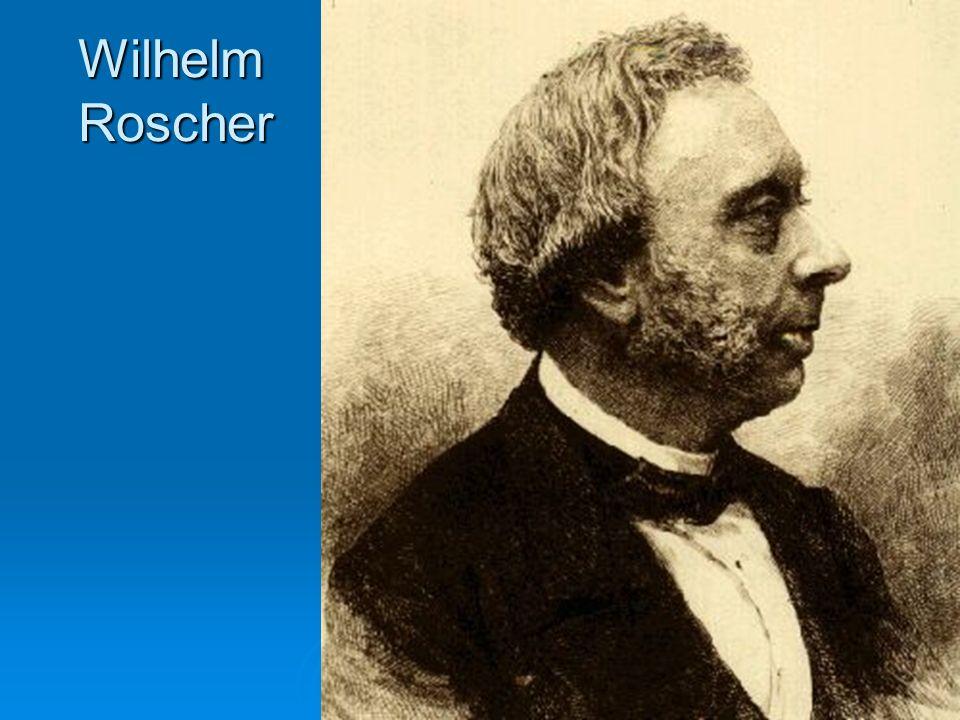 Wilhelm Roscher