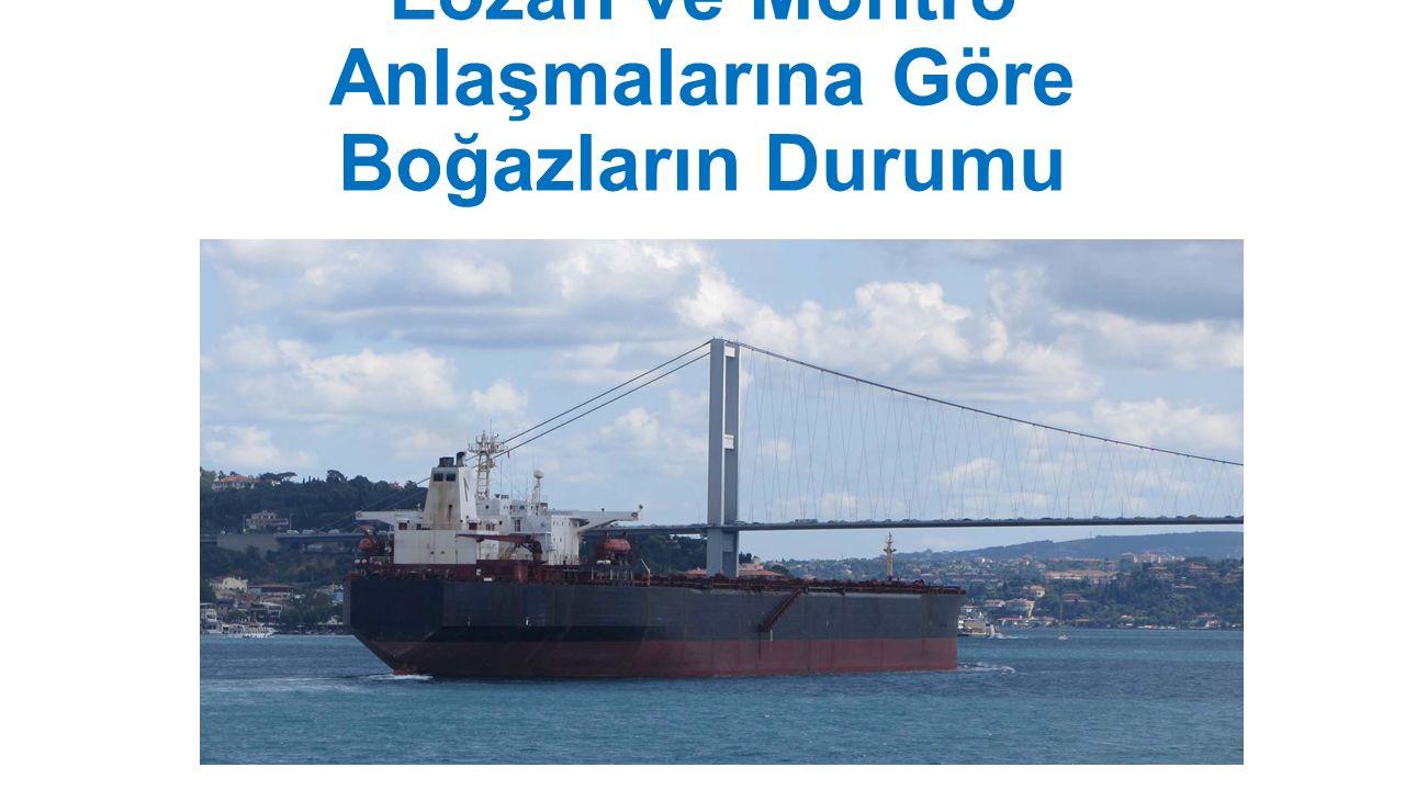 Savaş zamanında Türkiye savaşansa, Türkiye ile savaşta olan bir ülkeye bağlı olmayan ticaret gemileri, düşmana hiçbir biçimde yardım etmemek koşuluyla Boğazlar da geçiş ve gidiş-geliş (ulaşım) özgürlüğünden yararlanacaklardır.