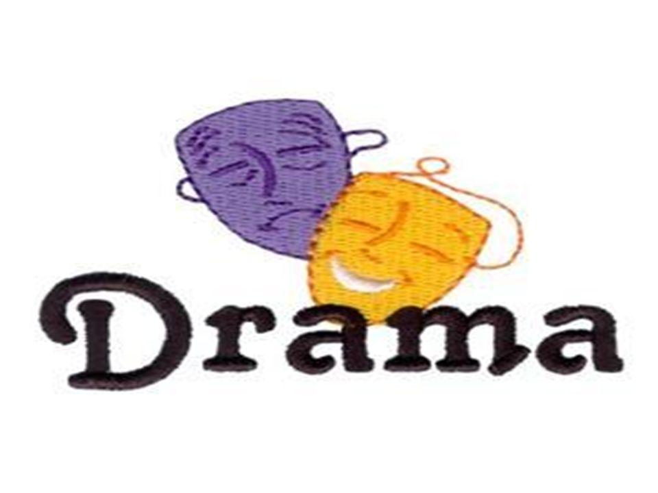  Drama nedir.