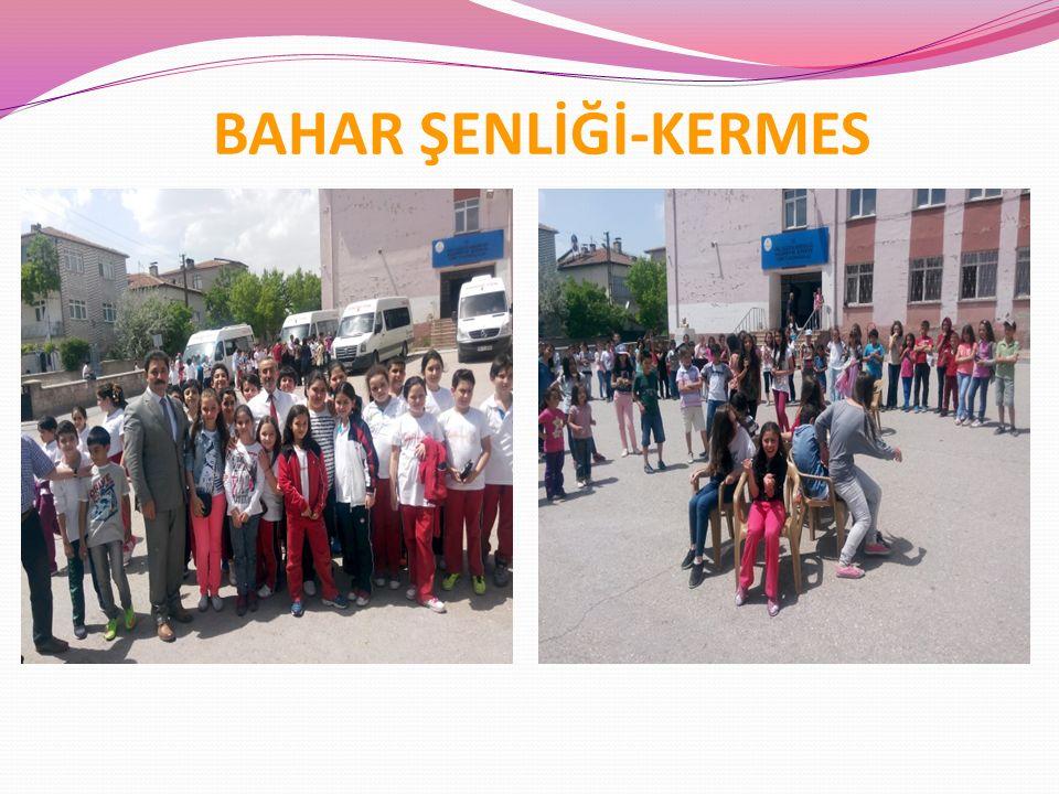 BAHAR ŞENLİĞİ-KERMES