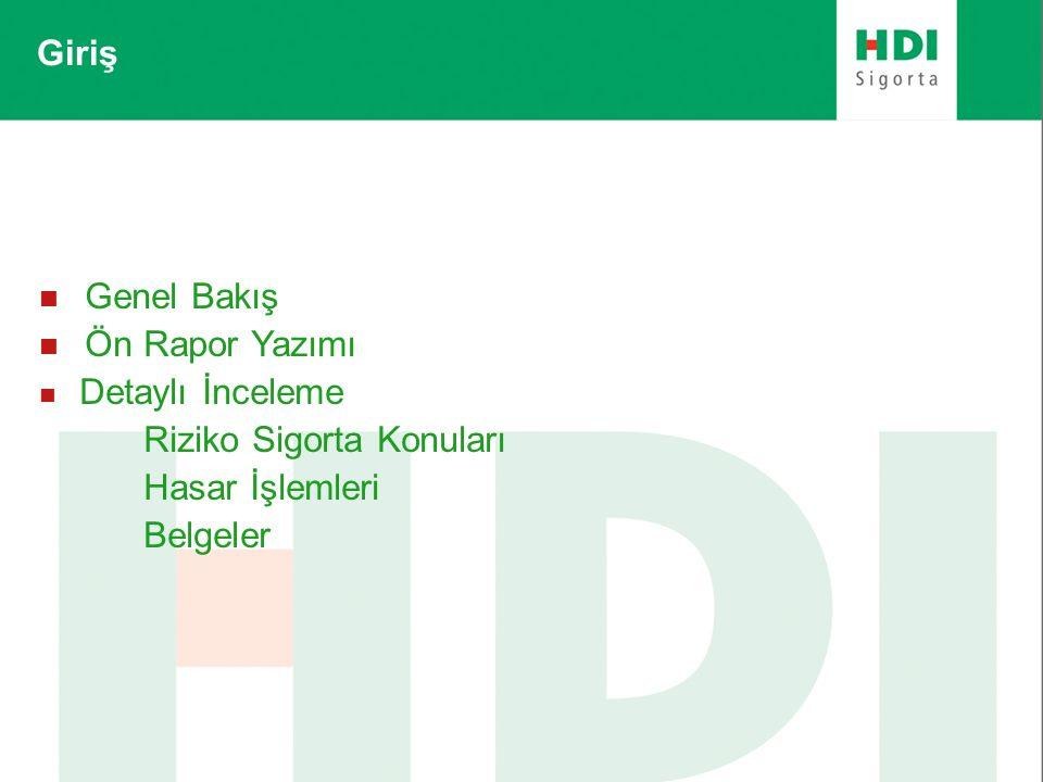 Genel Bakış / Taraflar  Sigortalı ve Mağdurlar için;  Ad Soyad,  TC / Vergi No,  IBAN,  Telefon ve Mail adresleri için alan bulunmaktadır.
