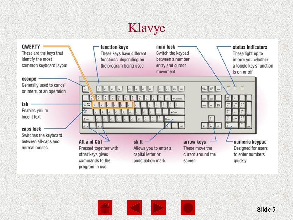 Slide 5 Klavye